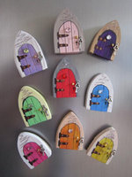 Fairy Door Magnets