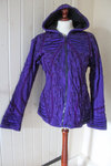 Purple Pixie Hood Jacket - Purple - XL