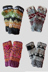Fleece lined Wrist Warmers - Various colours