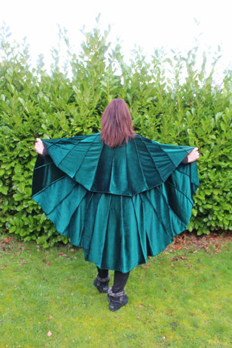 Floaty Coat - Green