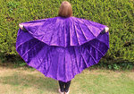 Floaty Coat - Purple