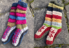Long Fleece Lined Socks